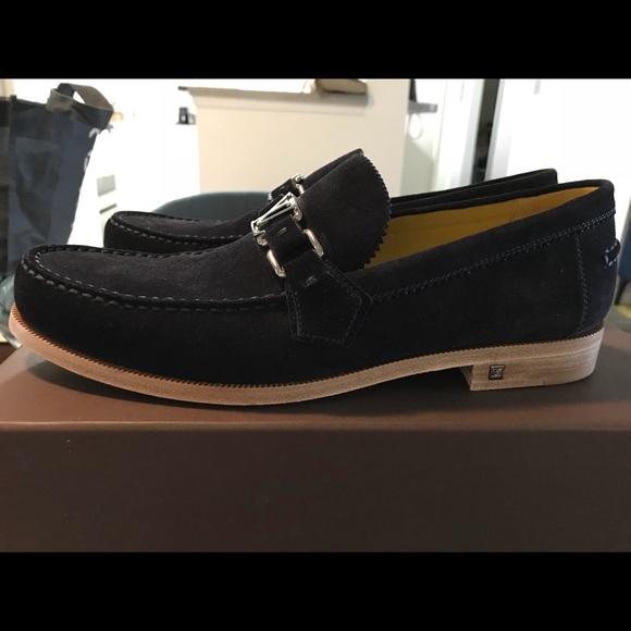 d7d05b1c96f32 Louis Vuitton Other - Louis Vuitton Major Loafer Men's